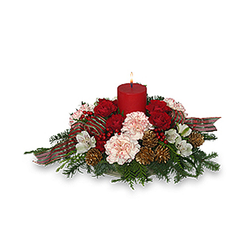 Christmas Celebration Centerpiece