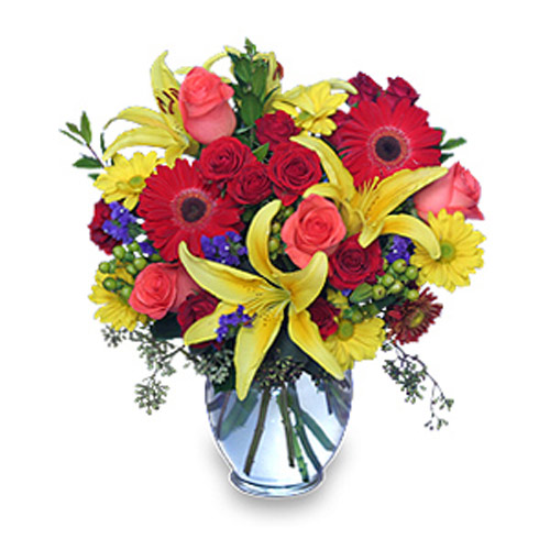 Make A Splash! Bouquet